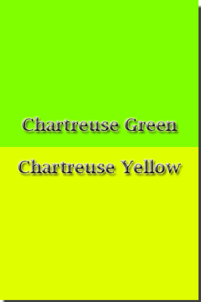 What Color is Chartreuse