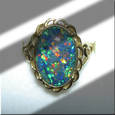 October Birthstone Opal Meaning