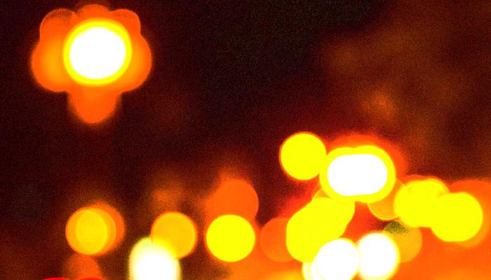 Color Amber Lights