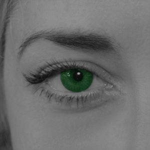 Green eye color personality