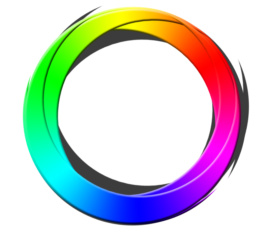Color Circles Overlapping