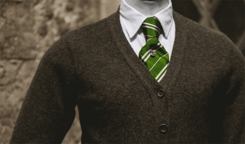 Green Tie Color Meaning